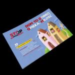 Dom to dobro, opieka, miłość - plakat edukacyjny dla dzieci